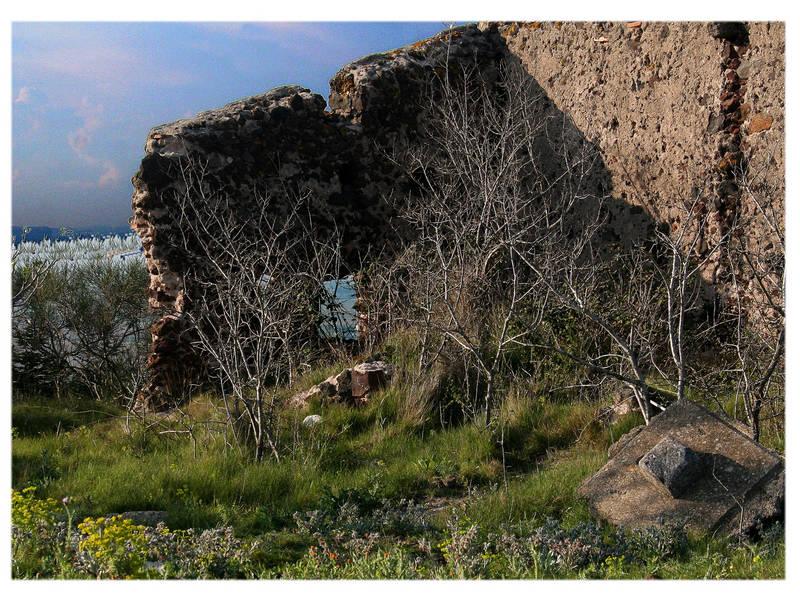 Ruine in Südfrankreich (3)