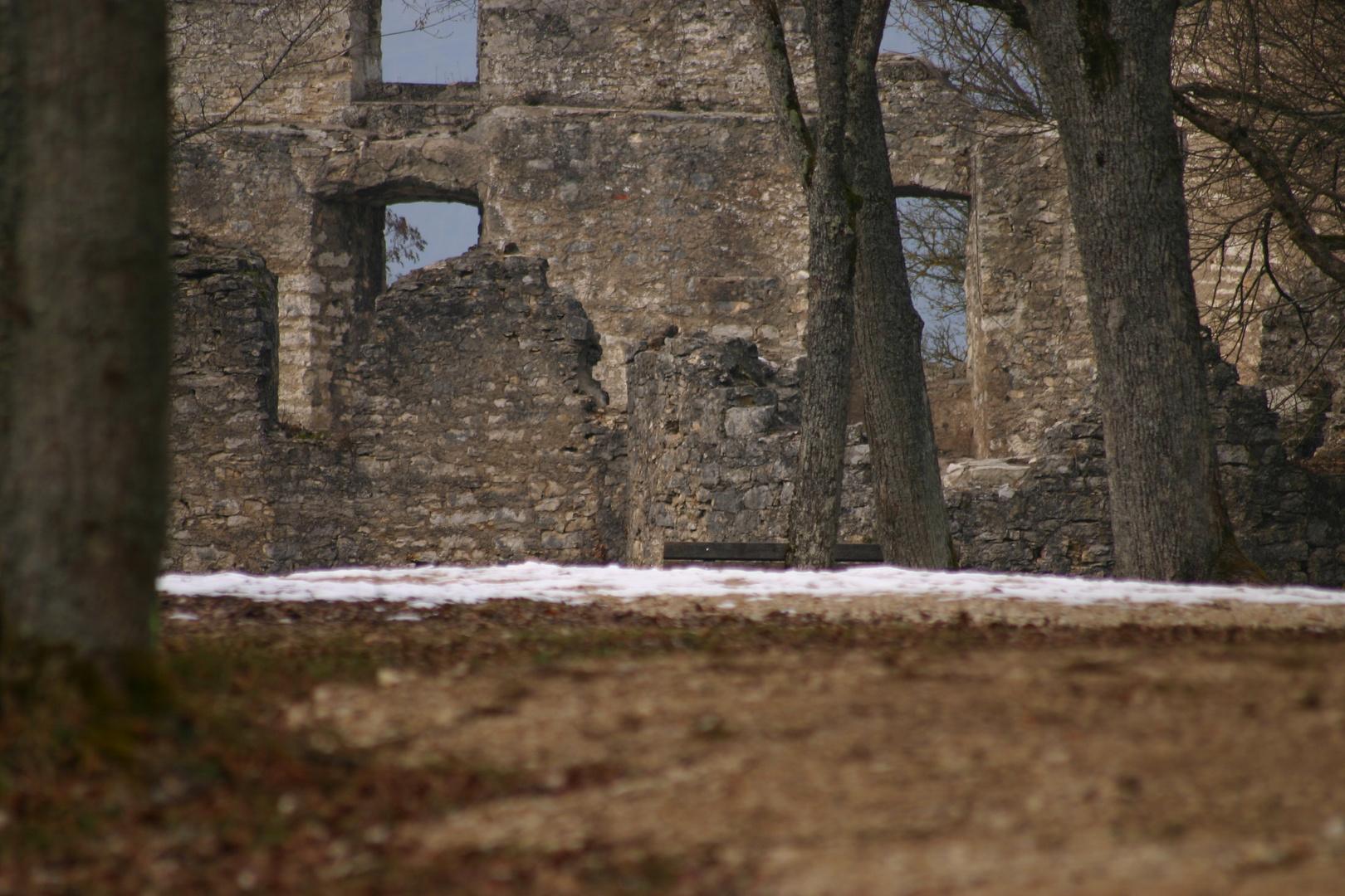 Ruine in Tuttlingen