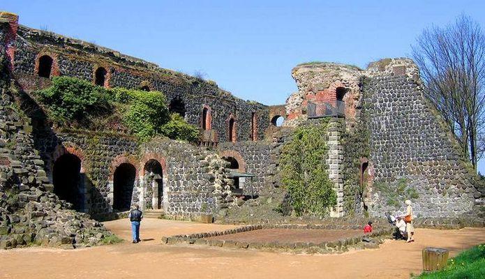 Ruine Kaiserpfalz