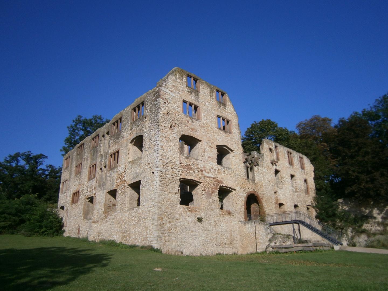 Ruine Landskrone bei Oppenheim am Rhein