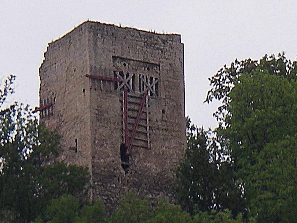 Ruine Lobdeburg