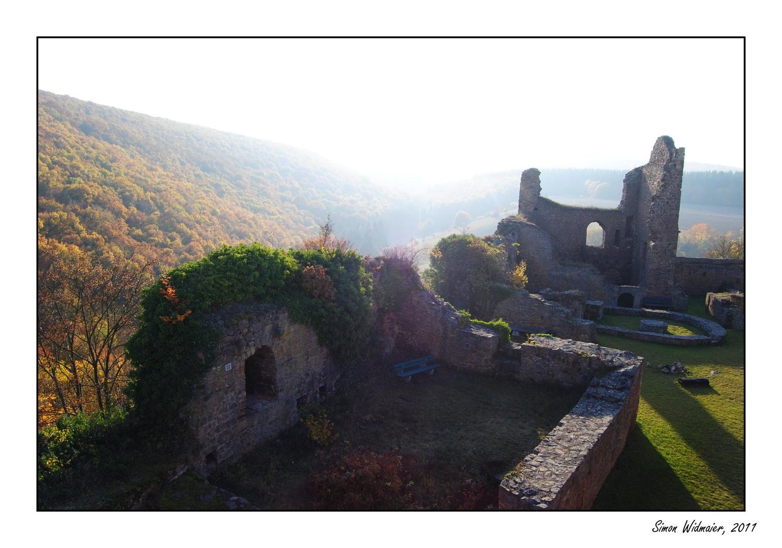 Ruine Montfort