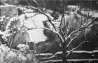 Ruine Neideck im Schnee Teil 1