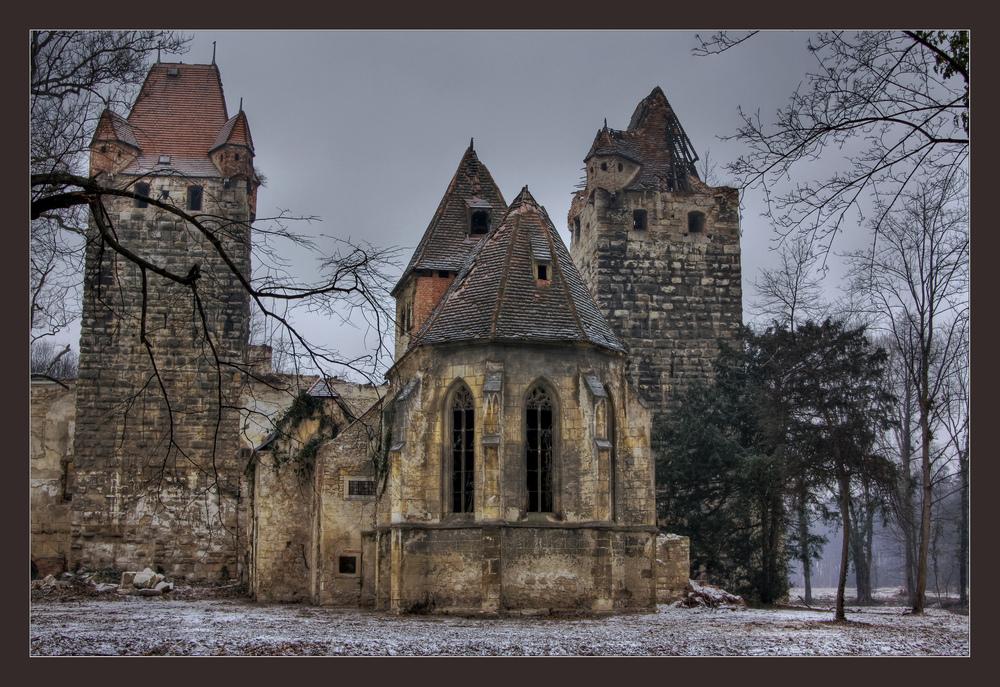 Ruine Pottendorf