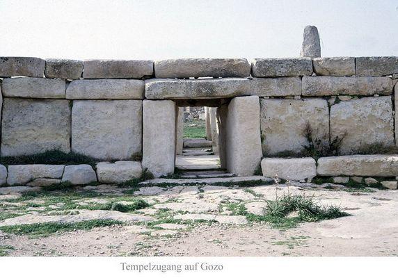 Ruine? Ruine seit Jahrtausenden?