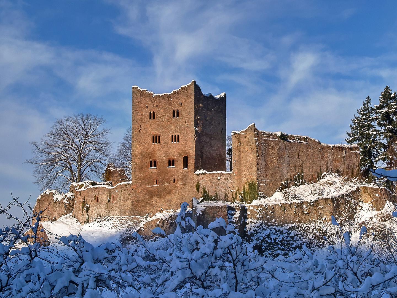 Ruine Schauenbug Oberkirch