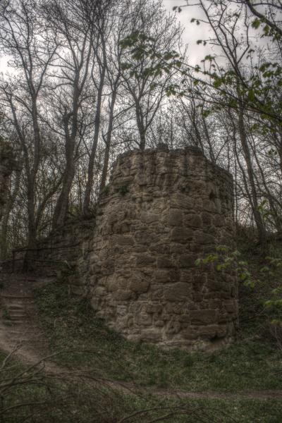 Ruine Schmachtenberg HDR