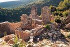 Ruinen von Dvigrad auf Istrien