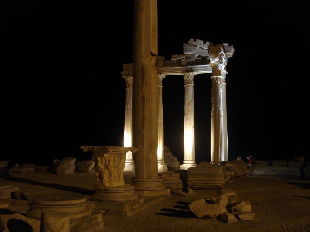 Ruinen von Side, Türkei