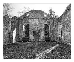 Ruins of a small Church