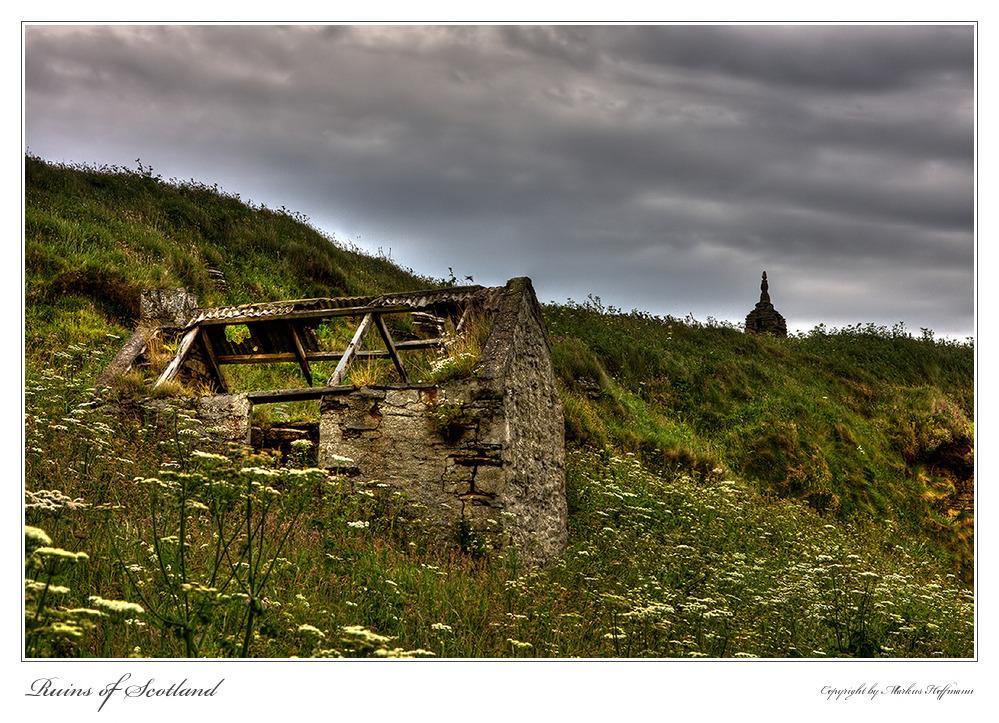 Ruins of Scotland