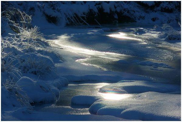 Ruisseau blanc !