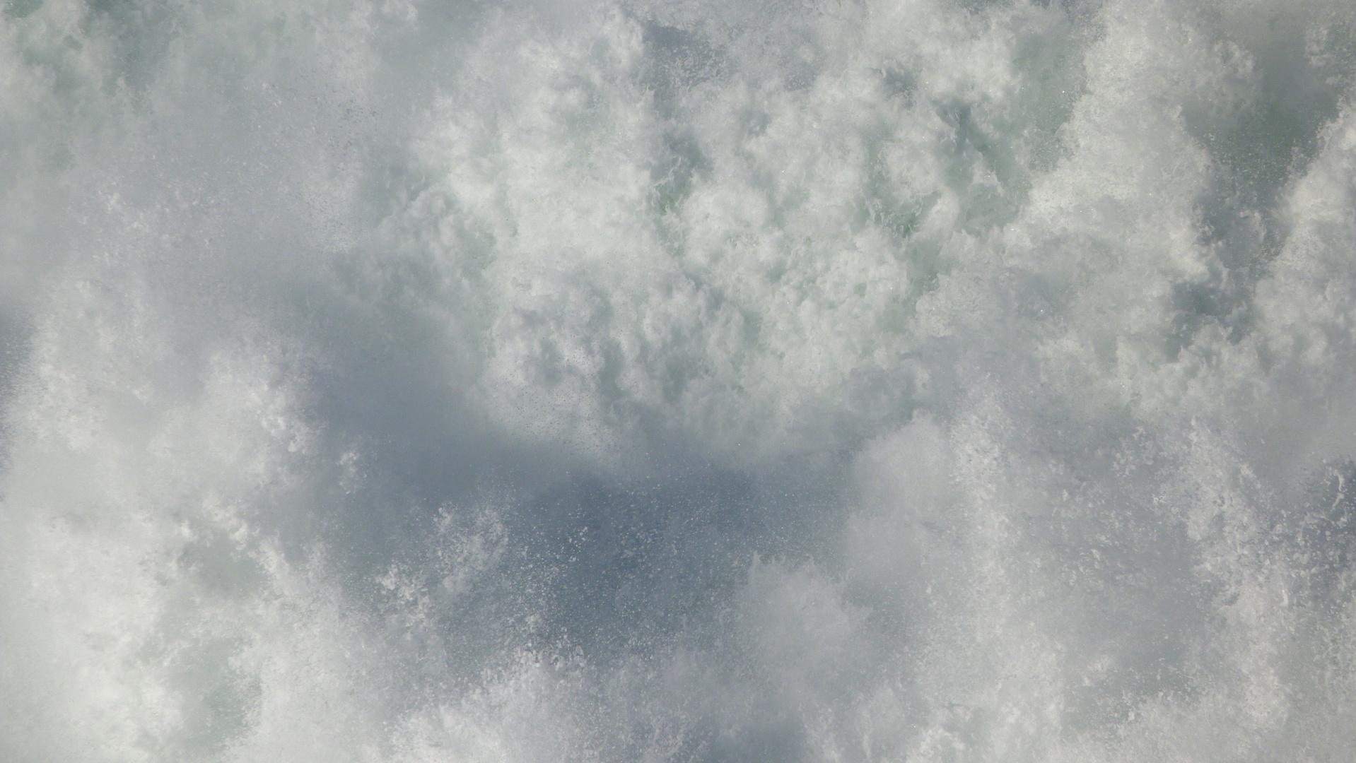 Rujido del mar.