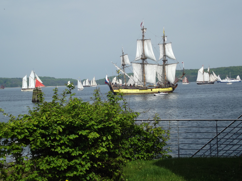 Rum-Regatta in Flensburg