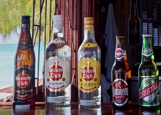 Rum  und Cuba gehören einfach zusammen