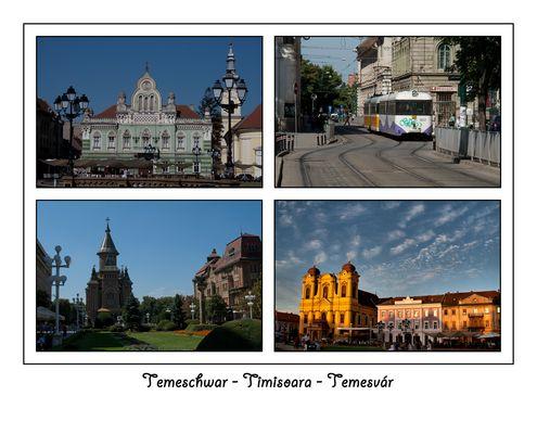 Rumänienrundreise 42 - letzte Station Temeschwar