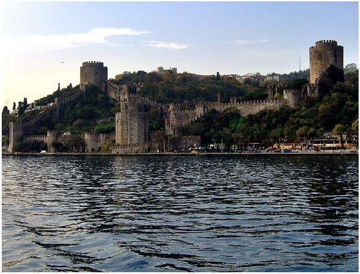 Rumeli Hisari-ISTANBUL-Bosphorus