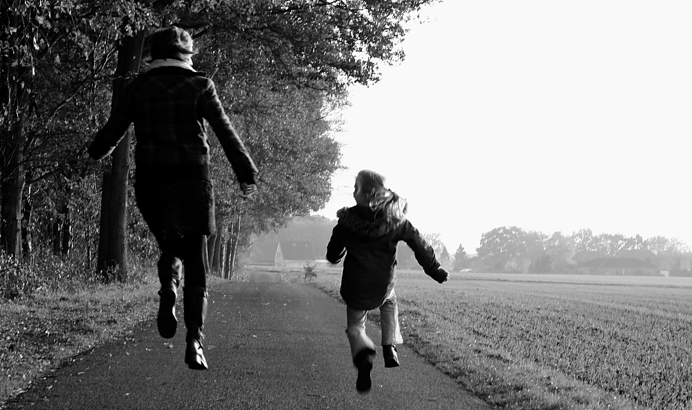 run and jump