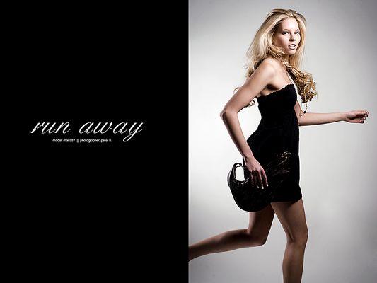 *run away*