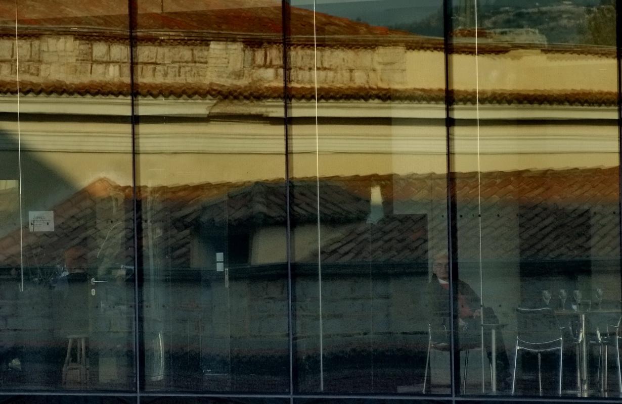 Rund um das Akropolis Museum 5