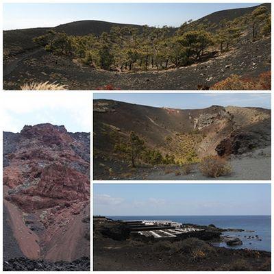 Rund um die Südspitze La Palmas