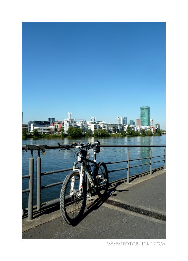 Rund um Frankfurt ...