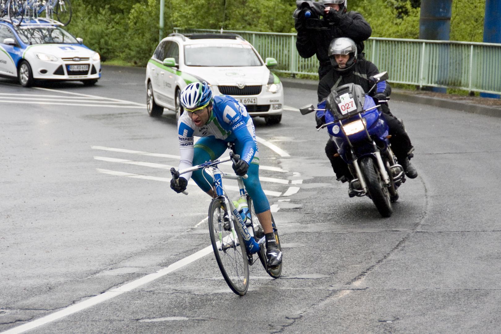 Rund um Köln 2012 der Sieger Jan Barta