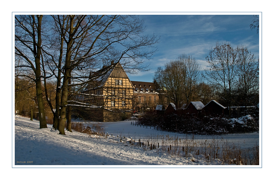 Rund um Schloss Wittringen, Gladbeck