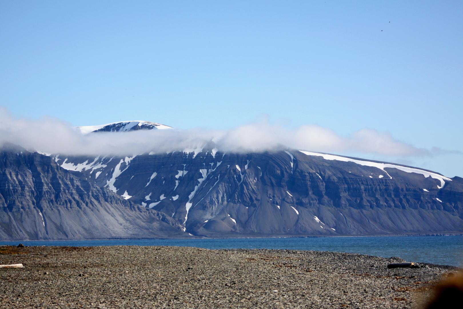 Rund um Spitzbergen...