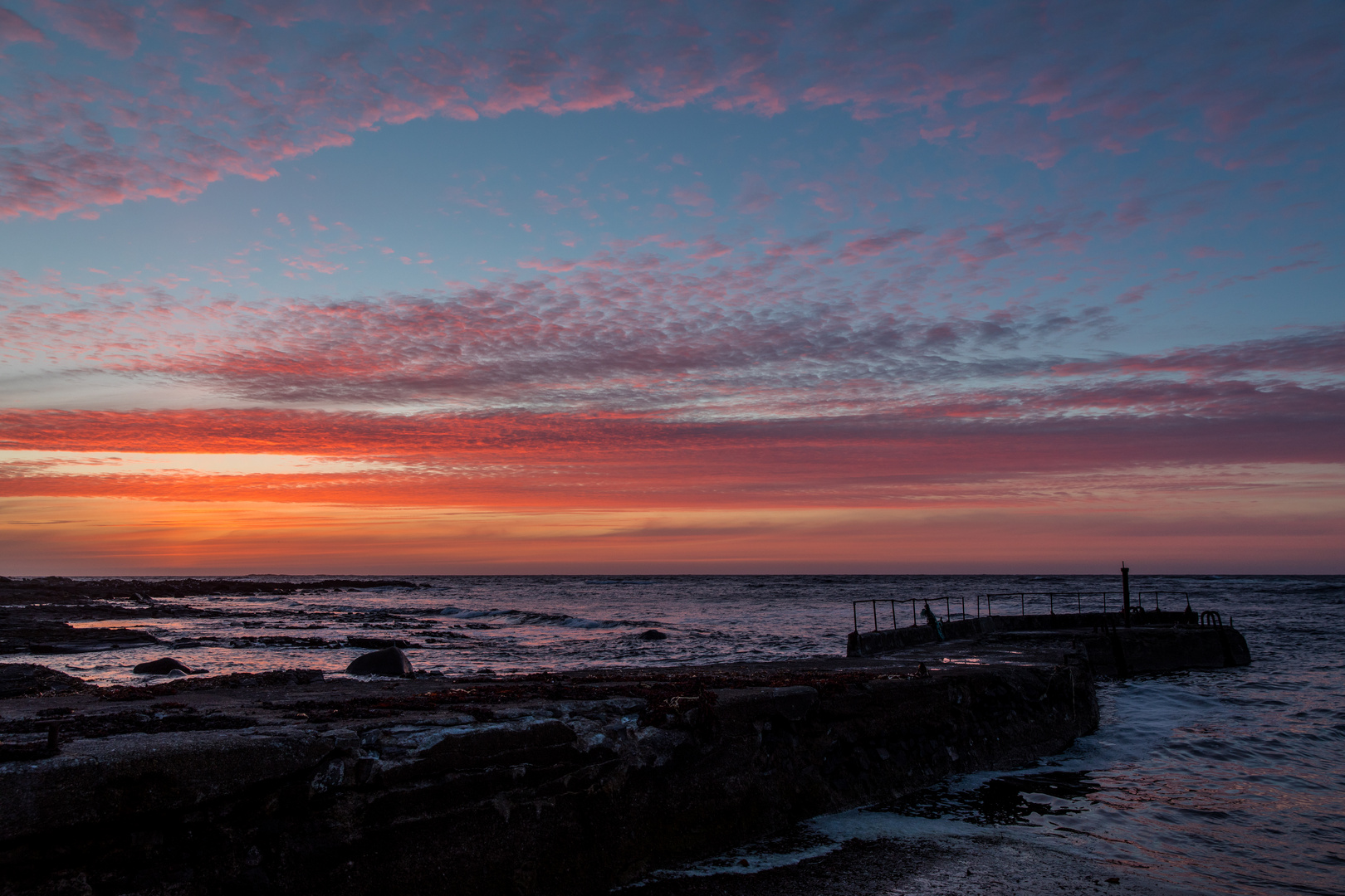 Runde Sunset