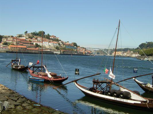 Rundfahrt in Porto