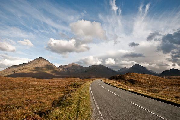 Rundfahrt über die Insel Skye