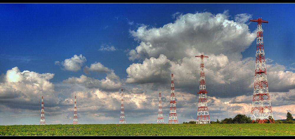 Rundfunksendestelle in Jülich