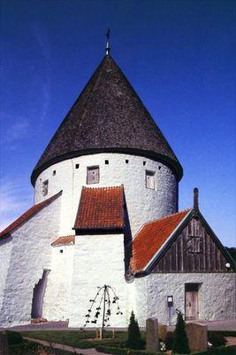 Rundkirche auf Bornholm