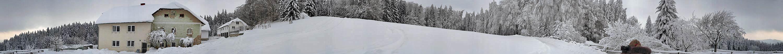 Rundum-Kälte