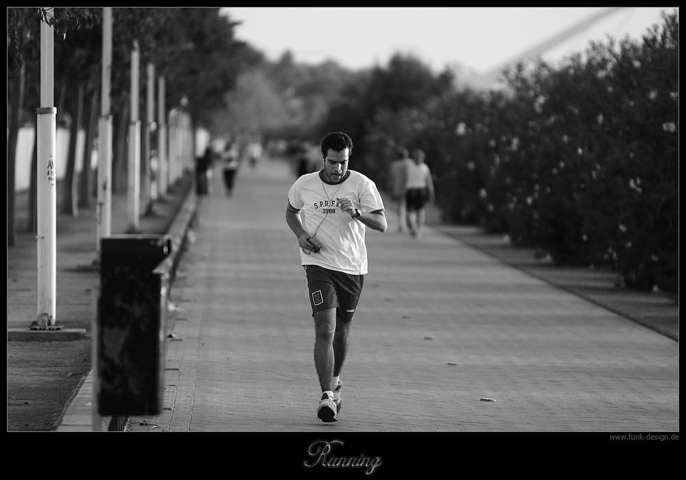 Running...