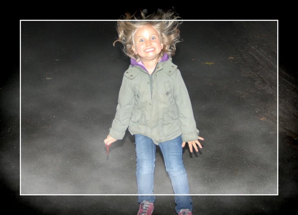 Running Girl :-)