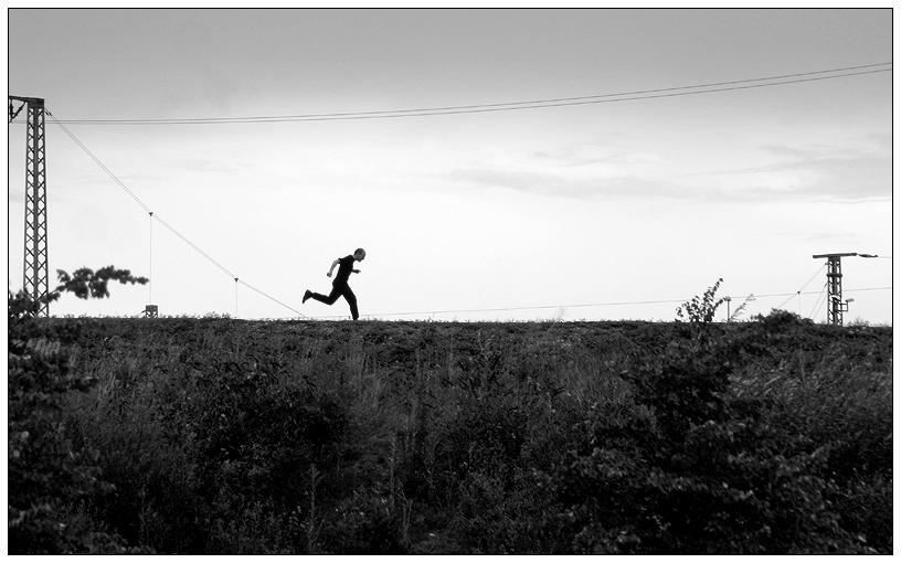 Running on the Ridge