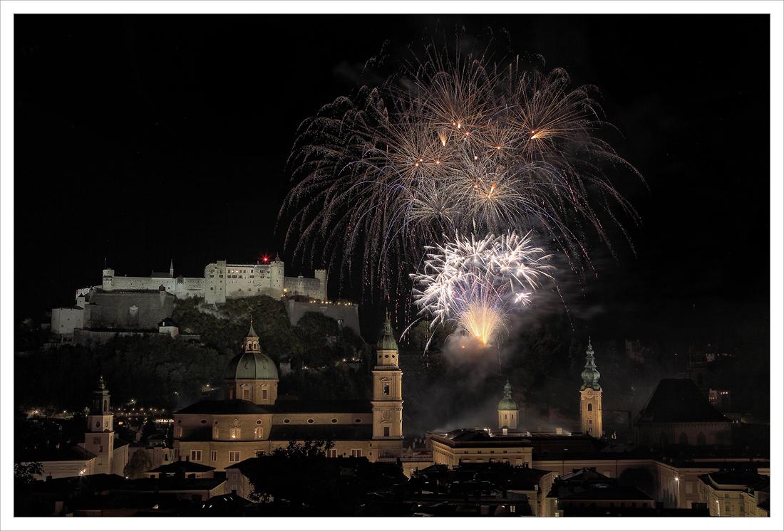 Rupertifeuerwerk Salzburg ... 09.2013