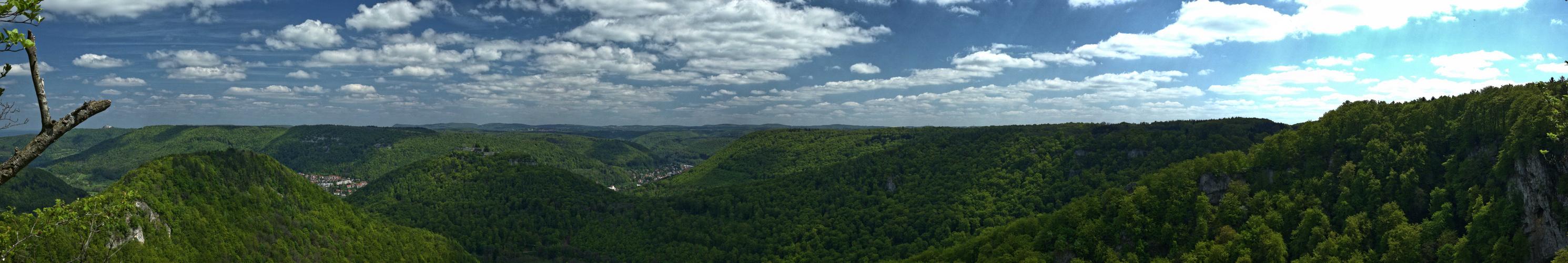 Ruschenfelsen - Panorama I