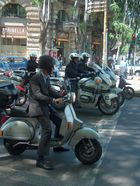 'Rush Hour', Mailand