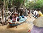 Rush hour mitten in Vietnam