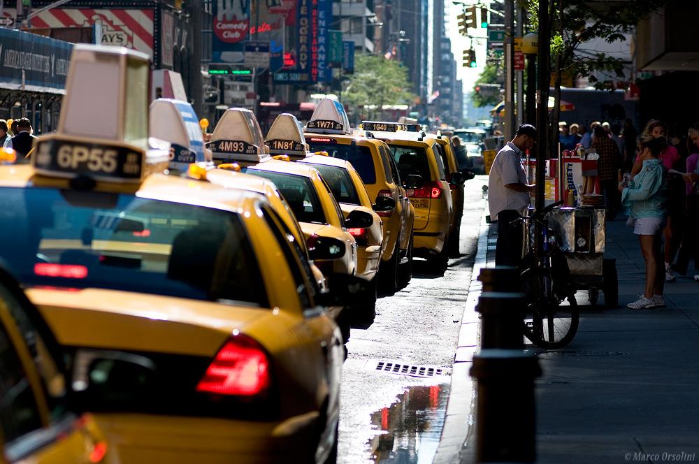 Rush Hour - N.Y.C. 2008