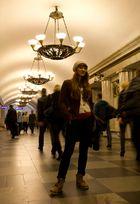 Rushour in St. Petersburg
