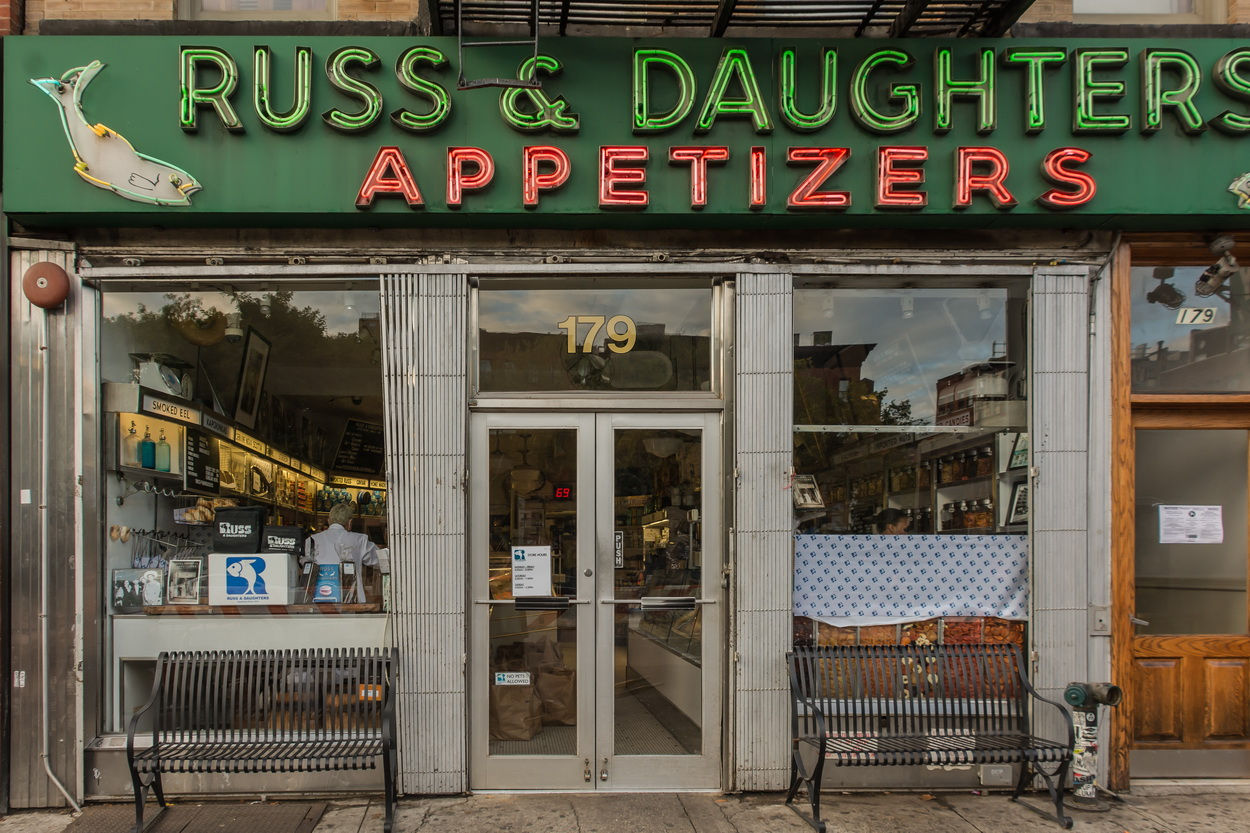 Russ & Daughters New York