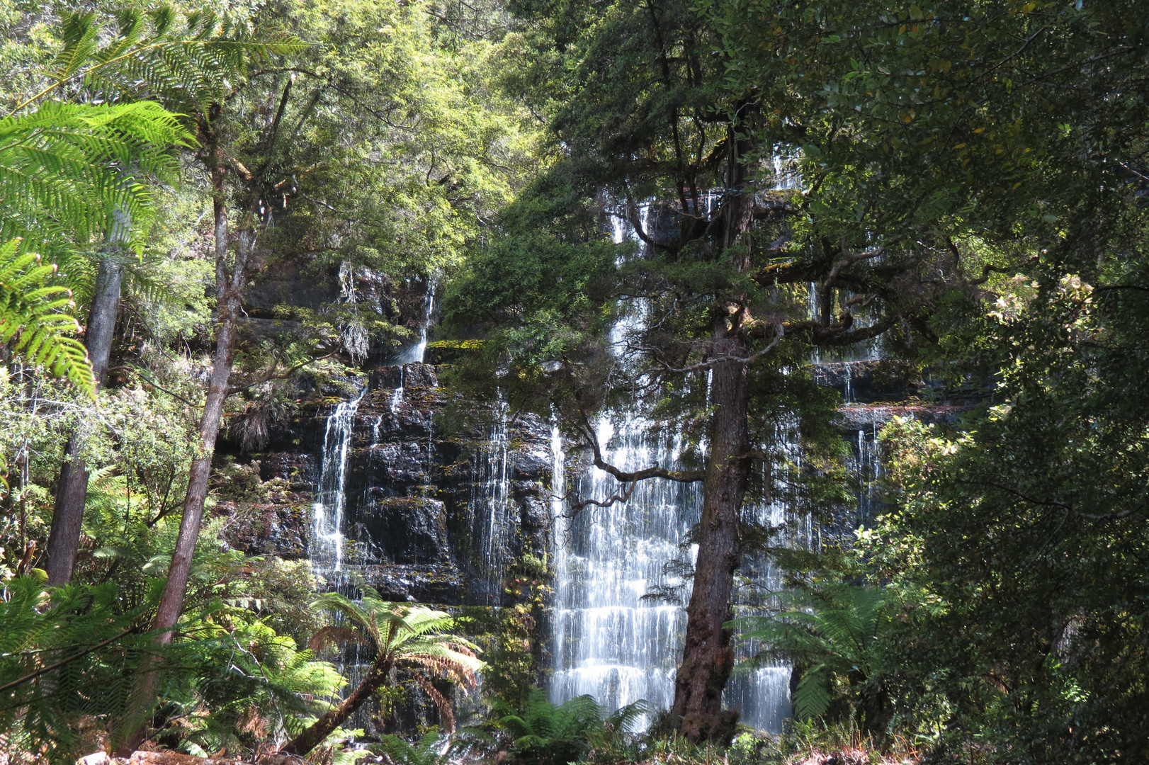 Russell Waterfall