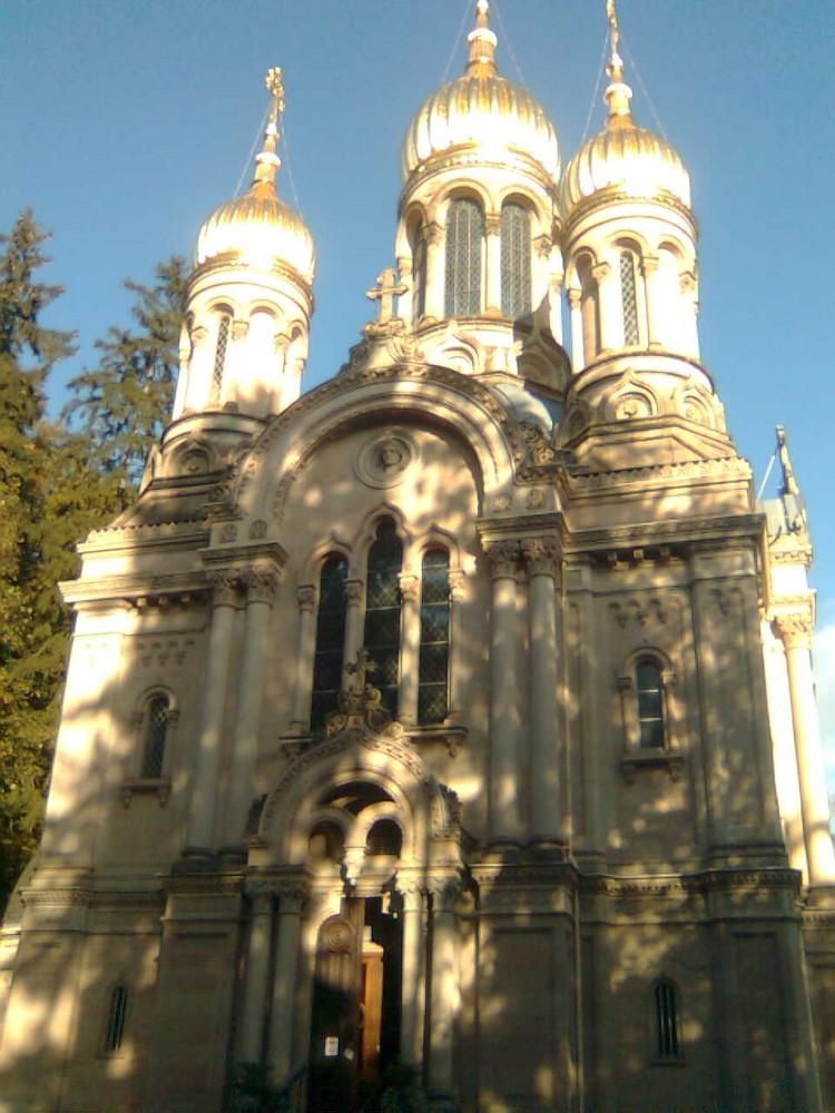 Russich -Orthodoxe Kirche Wiesbaden