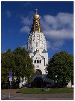 Russiche Kirche in Leipzig