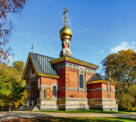Russisch-orthodoxe Allerheiligen-Kirche