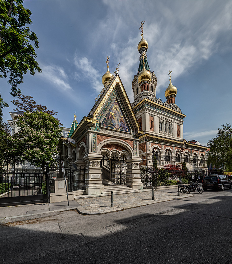 Russisch-Orthodoxe Kathedrale